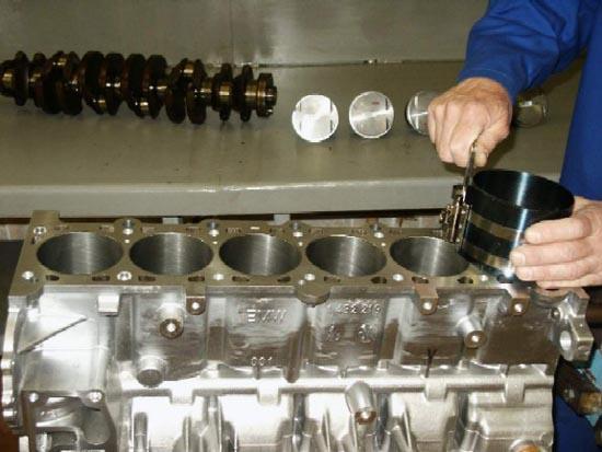 ремонт двигателя алматы