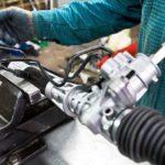рейки рулевые ремонт