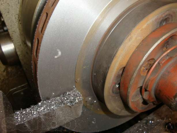 проточка тормозных дисков алматы