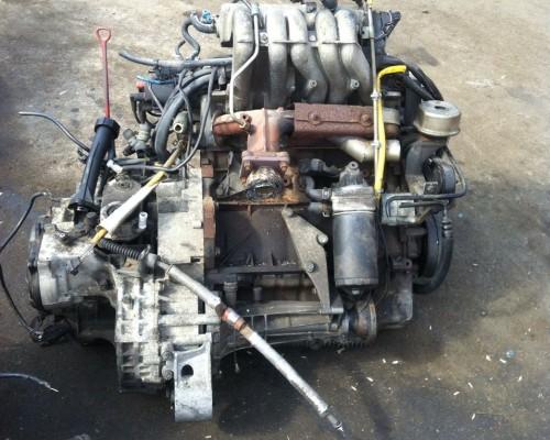 Двигатель на гольф