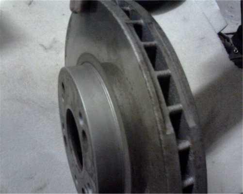 проточка дисков
